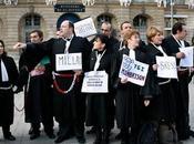 juges dans viseur gouvernement pour rétablir justice classe