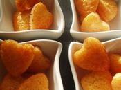 Gâteaux moelleux citron, petits coeurs feront chavirer vôtre, participation citronné