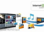 Samsung renouvelle Internet@TV développe Apps