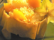 Salade fruits exotique