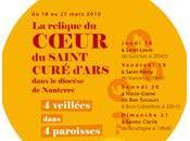 relique cœur Saint Curé d'Ars