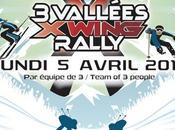 vallées accueillent Wing Rally pour édition Ouvert tous
