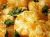Recette tapas Crevettes aillées citron persil