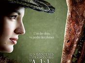 """""""Les Aventures extraordinaires d'Adèle Blanc-Sec"""" bande annonce."""
