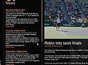 Robin Soderling site officiel