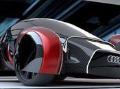 Audi concept voiture propre encore