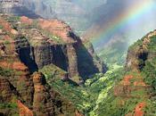 L'IMAGE JOUR: Waimea canyon sous l'arc-en-ciel