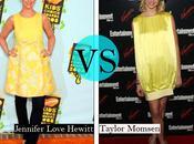 battle semaine robe jaune