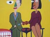 """BEAT TAKESHI KITANO, exposition """"Gosse peintre"""""""