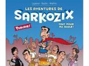 Delcourt co-scénariste Sarkozix, Tout pour gaule