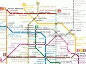 Babelio présente plan métro livres préférés