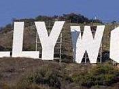 Hollywood lettres monumentales menacées disparition