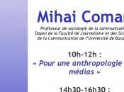 Conférences Mihai Coman sera Corte aujourd'hui