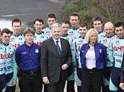 Présentation l'équipe Lotto Bodysol Pôle Continental Wallon