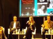 Salon livre 2010 Frontières entre fiction réalité