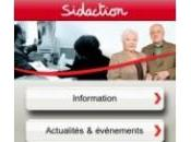 Sidaction application iPhone/iPod Touch