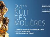 Molières 2010 nominations