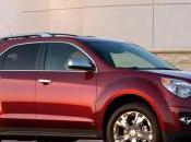 L'accroissement demande stimule production Equinox Chevrolet Terrain