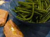 Foie gras-haricots verts plaisir gourmand mars
