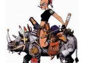 Tank Girl, l'autre chef d'œuvre Jamie Hewlett
