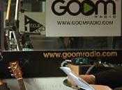 Christophe interview vidéo GOOM RADIO
