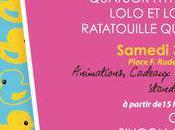 Exposition Photo pour journées l'Autisme (Dijon)