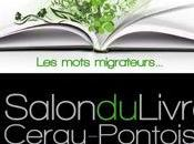 Salon livre Cergy-Pontoise (95)