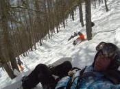 Snow, peuf, snowkite kitesurf