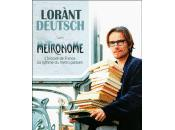 Métronome, Lorant Deutsch