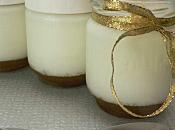 Yaourts confiture d'abricot lavande