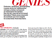 PETITS GÉNIES, Marie Claire, V-10
