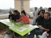 Centrale fioul vert commission d'enquête réaction collectif résidents Marana.