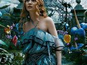 Alice Pays Merveilles Burton avec Johnny Depp
