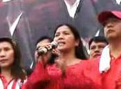 chemises rouges menacent faire siège chaîne télévision ASTV