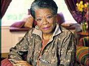 Maya Angelou appris