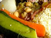 Couscous enfance, Beef Vegetable from childhood
