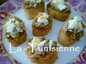 Slatet blankite Salade baguette tunisoise