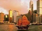 Départ pour Hong kong!