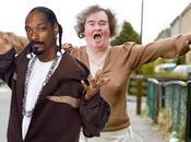 Snoop Dogg actuellement studio avec Susan Boyle