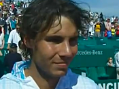 Vidéo Interview Rafael Nadal, finale Monte-Carlo (18/04/2010)