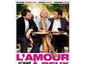 """Gagnez places ciné pour """"L'AMOUR c'est mieux DEUX""""!"""