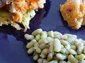 Galettes poireaux pommes terre