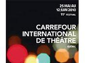 Carrefour International Théâtre 2010