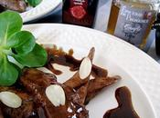 Aiguillettes canard Confit thym Balsamique
