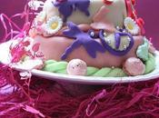 Gateaux d'anniversaire inspiré d'Alice Pays merveilles