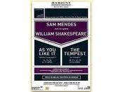 Mendes scène Shakespeare Marigny