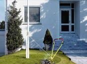 Video: tondeuse gazon circulaire Tondre pelouse facilement