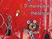 Affiche pour festival d'improvisation théâtrale