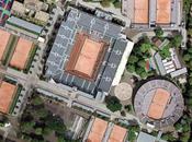 Roland Garros vers Château Versaille