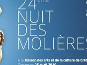 Palmares Molières 2010